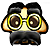Groucho Pirate101 Emoticon
