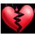 Heartbreak Pirate101 Emoticon
