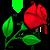 Rose Pirate101 Emoticon