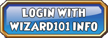 Login With Wizard101 Info