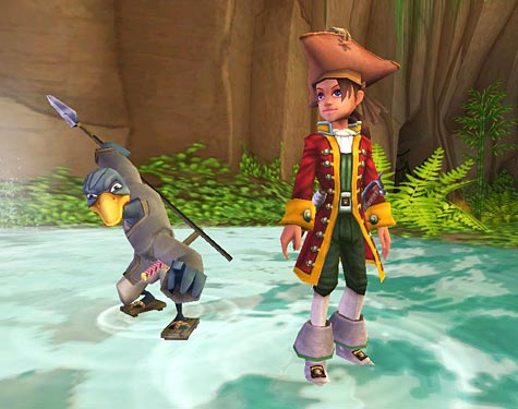 Pirate101 Companion