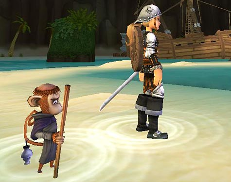 Monquistador Pirate101 Companion