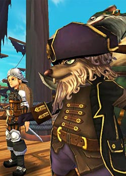 Pirate101 Companion Fan Art Related Keywords & Suggestions