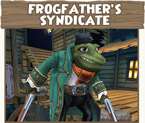 Frogfather's Syndicate Pirates