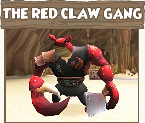 Red Claw Gang Pirates