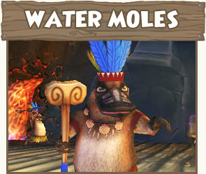 Water Mole Pirates