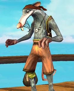 Wharf Rat Pirates