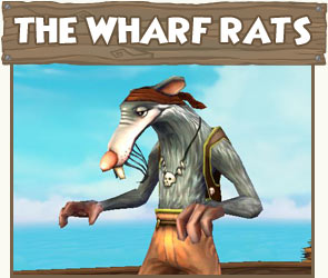 Wharf Rat Pirates
