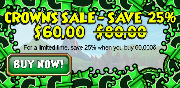 Check out our Crowns sale