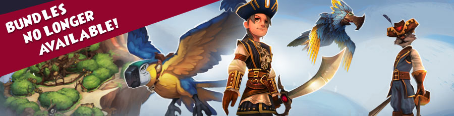 Pirate101 Flagship Bundle