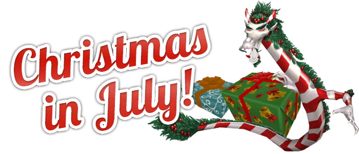 Christmas In July Free Image.Christmas In July Pirate101 Free Online Game