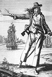 Anne Bonny Pirate