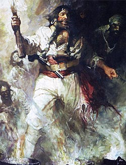 Blackbeard Pirate