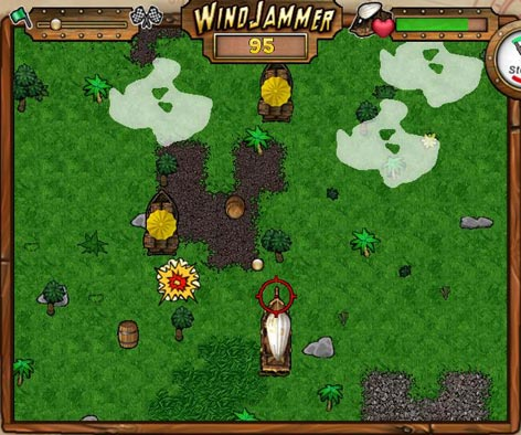 Windjammer Mini Game