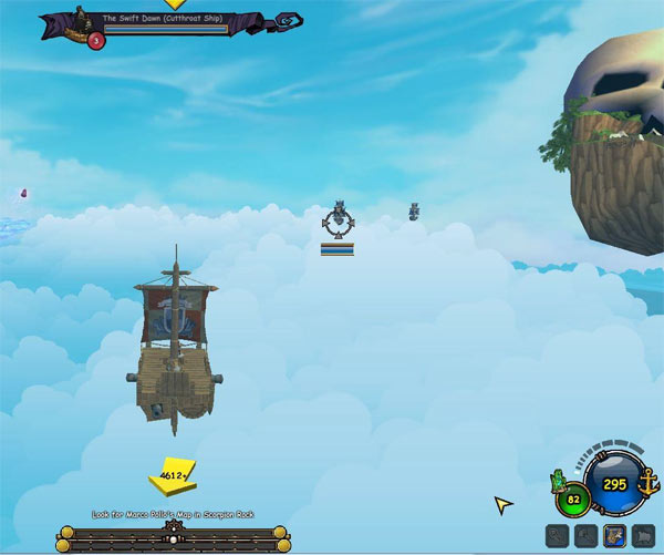 free pirate ship games for kids