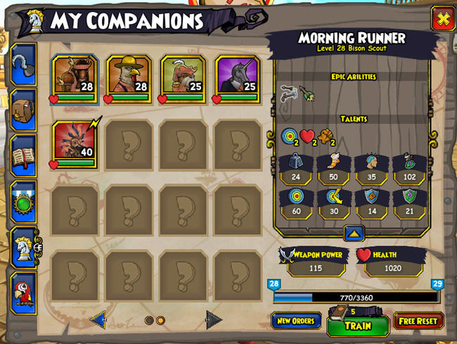pirate101 companions buccaneer - digitalspace info