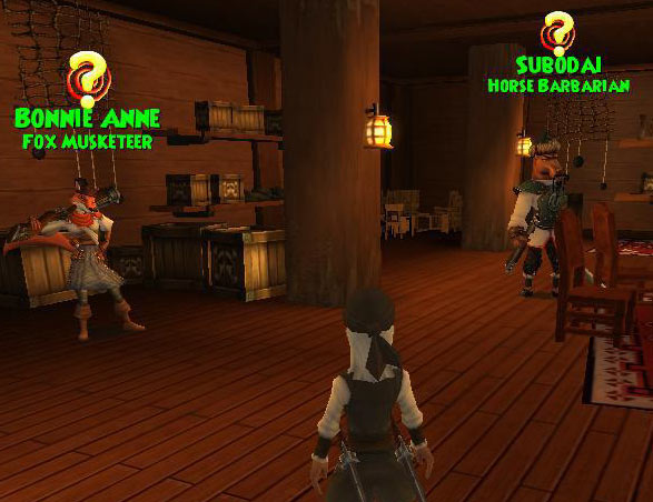 Promoting Companions | Pirate101 Free Online Game
