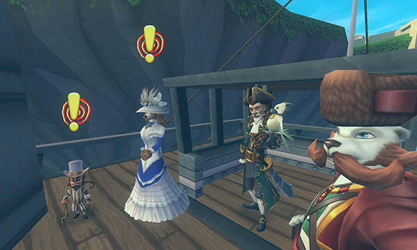 Producer S Letter Pirate101 Pirates Games Online