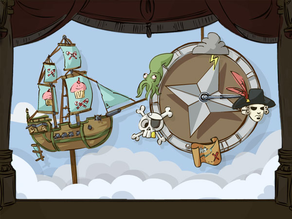 Pirate101 Puppet Show