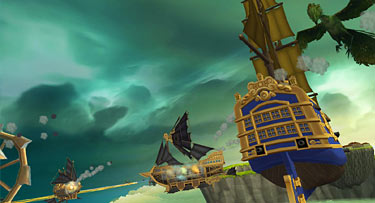 Ship to Ship Combat | Pirate101 Free Online Game
