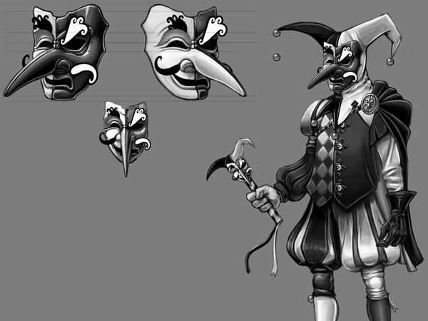 Pirate101 Concept Art