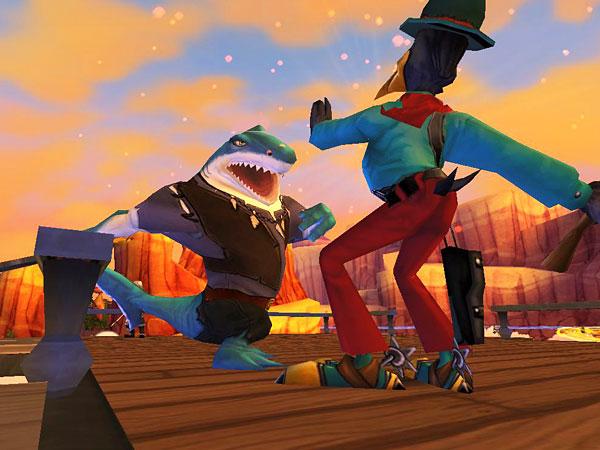 Pirate Game Preview Screenshots | Pirate101 Pirate Game