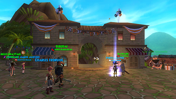 November 2018 Monthly Newsletter   Pirate101 Pirate Games